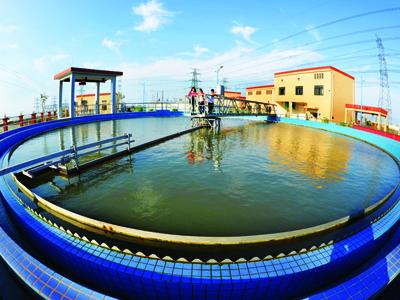 水處理應用部(bu)分業績